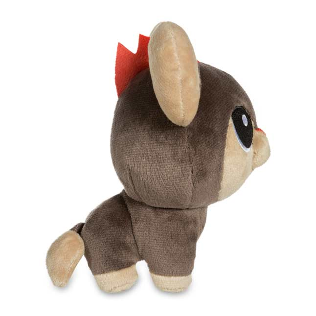 Litleo Poké Doll Plush - 4 ¾ In. 3