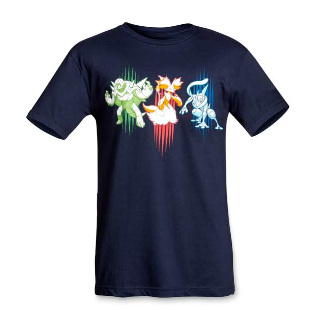 Image for Kalos Pokémon Final Fierce Relaxed Fit Crewneck T-Shirt from Pokemon Center