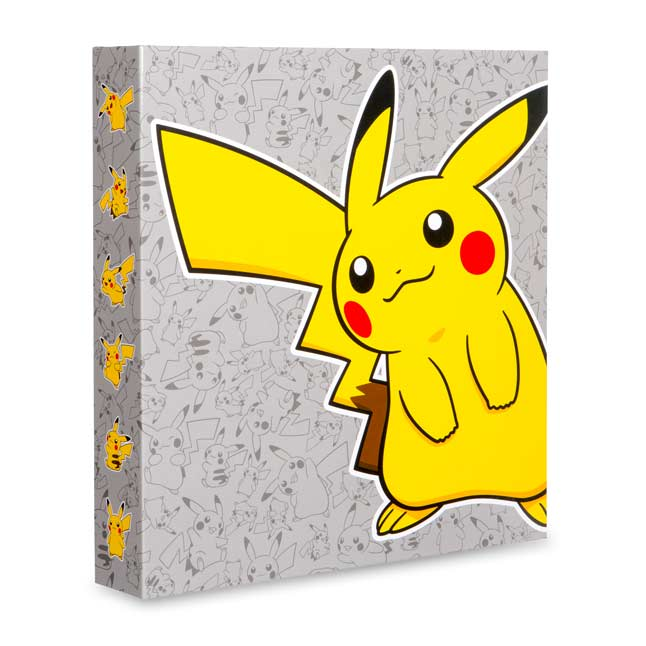 "Image for Pikachu 1"" D-Ring Binder from Pokemon Center"