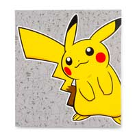 Image for Pikachu 1 In. D-Ring Binder from Pokemon Center