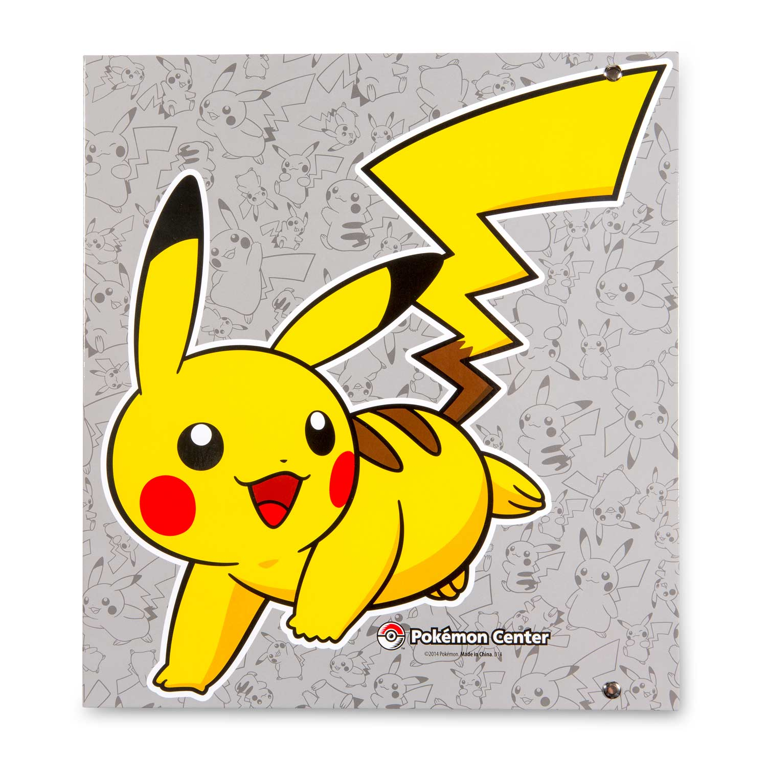 Image For Pikachu 1 In D Ring Binder From Pokemon Center 5 3074457345618259663 3074457345618262055 3074457345618268804