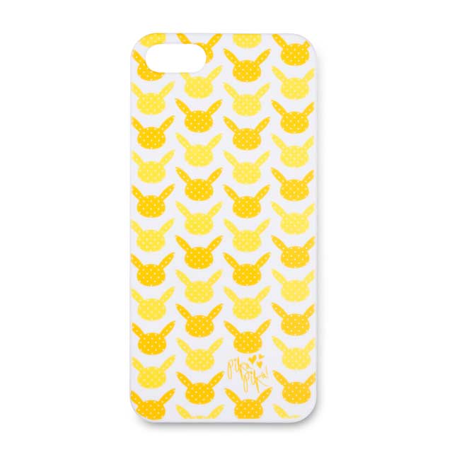 Image for Pikachu Dots Phone Case (iPhone 5 and iPhone 5s) from Pokemon Center
