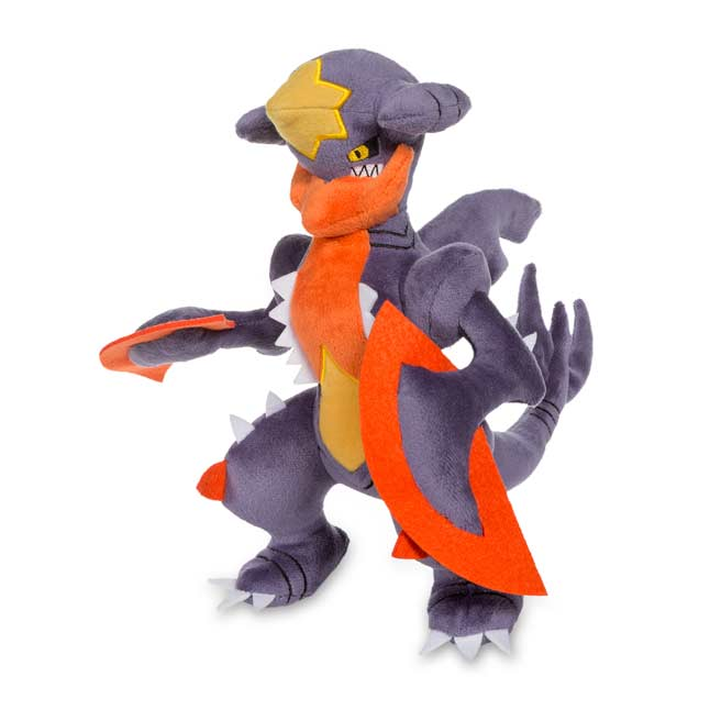 "Image for Mega Garchomp Poké Plush (Large Size) - 9 1/4"" from Pokemon Center"