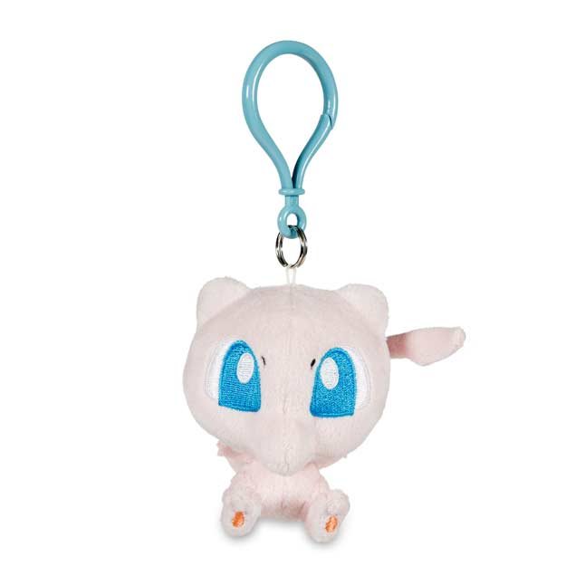 Image for Mew Pokémon Petit Plush Keychain from Pokemon Center