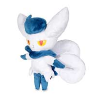 Image for Meowstic Female Poké Plush (Trainer Size) - 17 1/2 In. from Pokemon Center