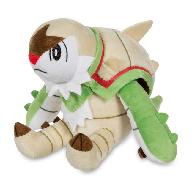 "Image for Chesnaught Poké Doll Plush (Large Size) - 7"" from Pokemon Center"