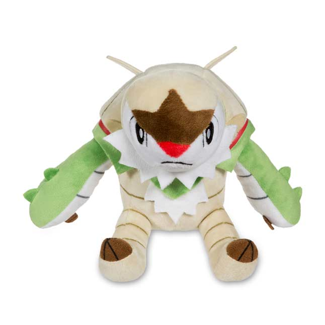 Image for Chesnaught Poké Doll Plush (Large Size) - 7 In. from Pokemon Center