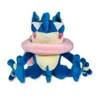 Image for Greninja Poké Doll Plush (Large Size) - 8 In. from Pokemon Center