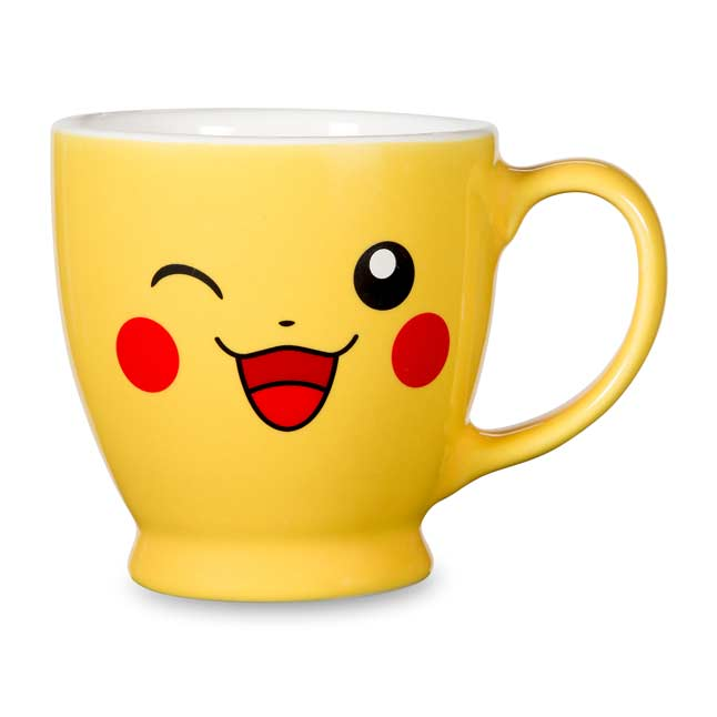 Image for Pikachu Big Face Mug from Pokemon Center