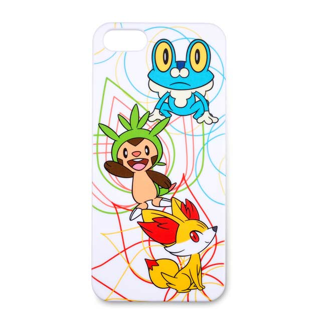 Image for Kalos Phone Case (iPhone 5 and iPhone 5s) from Pokemon Center