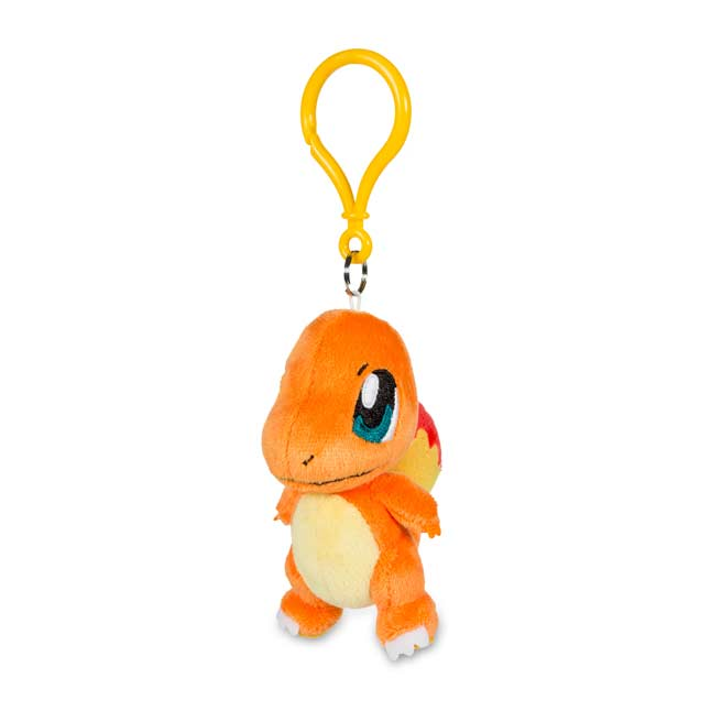 Image for Charmander Pokémon Petit Plush Keychain from Pokemon Center