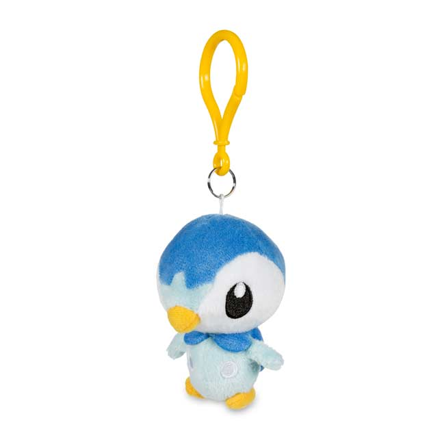 Image for Piplup Pokémon Petit Plush Keychain from Pokemon Center