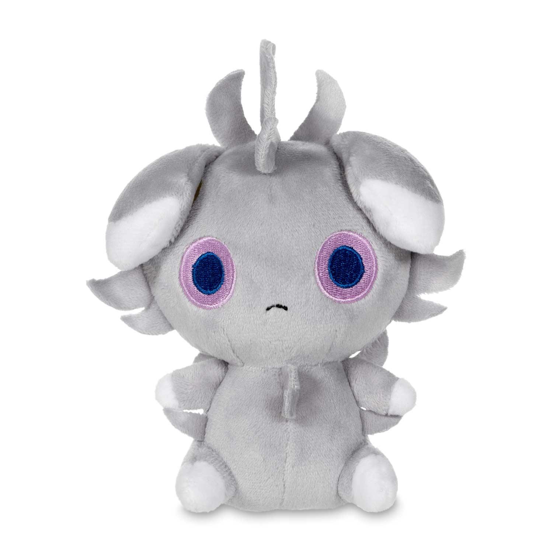 Espurr Poké Doll Plush Pokémon Center Original