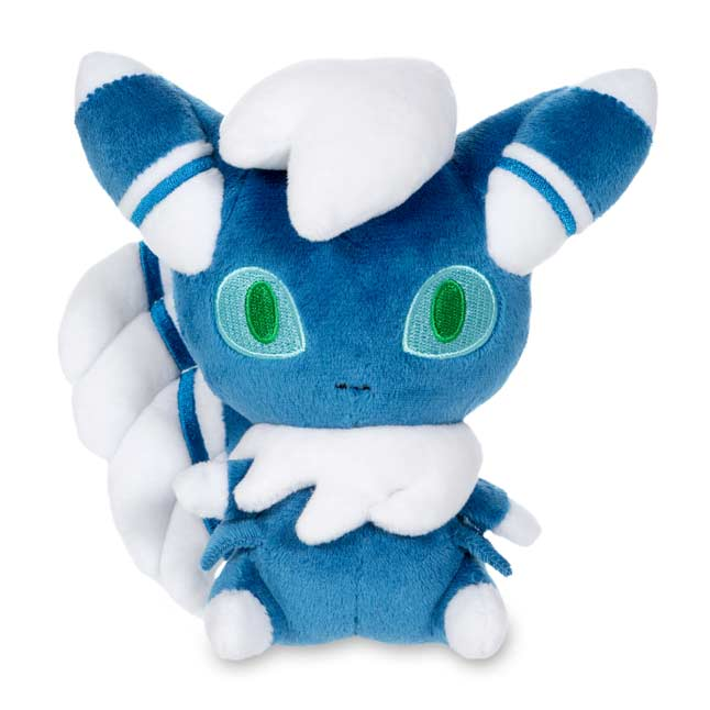 "Image for Meowstic Male Poké Doll Plush (Standard Size) - 5 1/2"" from Pokemon Center"