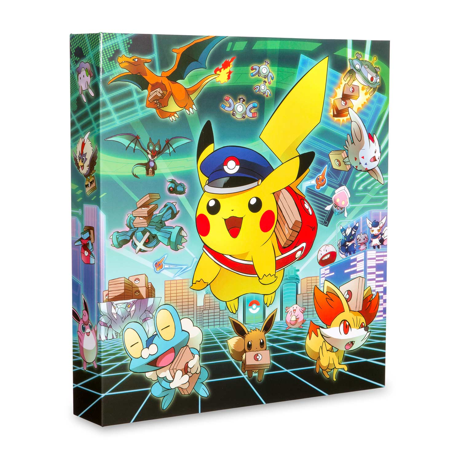 photograph relating to Pokemon Binder Cover Printable titled Exceptional Shipping and delivery Pikachu 1 Inside of. D-Ring Binder