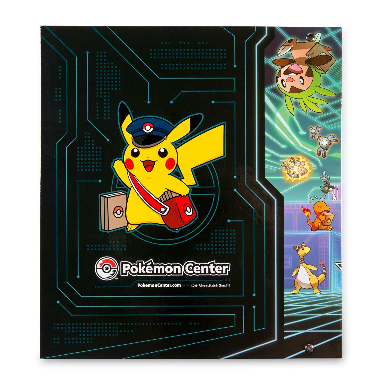 Pikachu Grand Opening 3-ring Binder