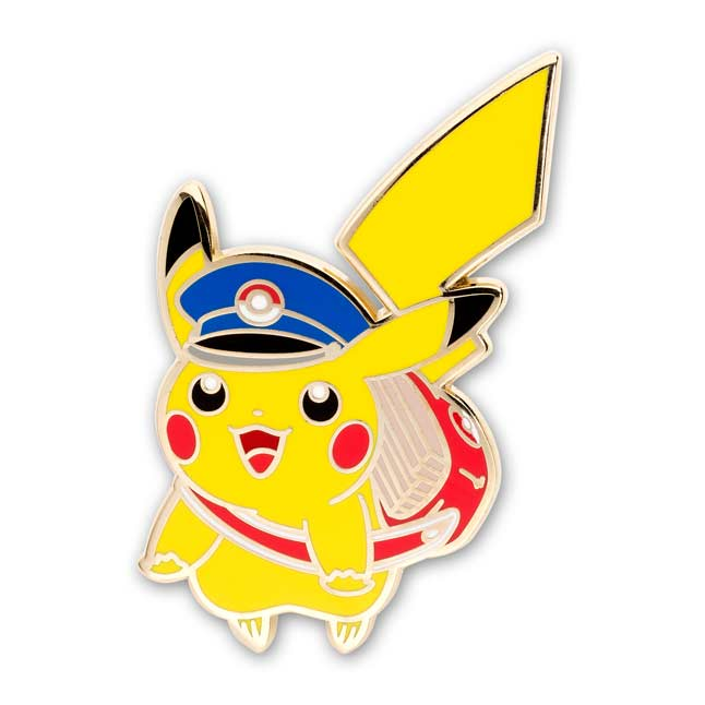 Image for Special Delivery Pikachu Pin from Pokemon Center