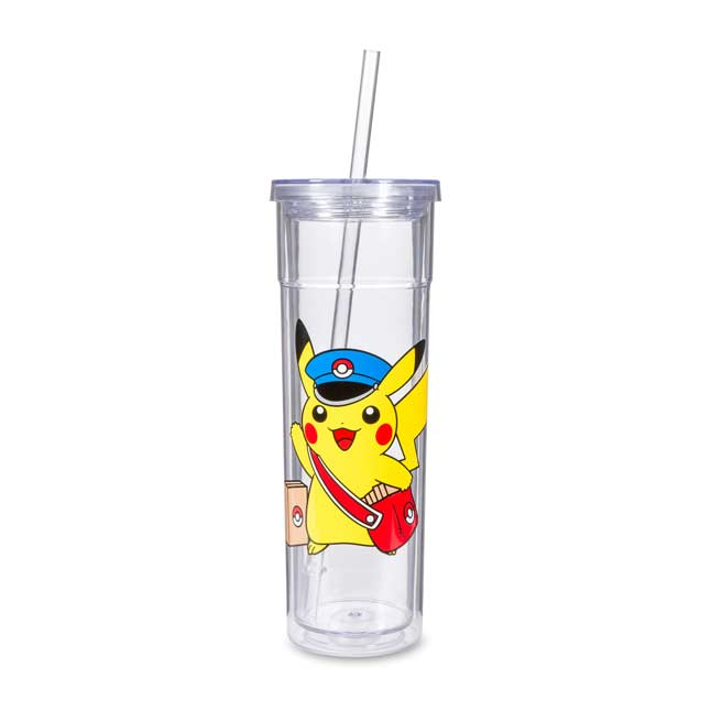 Image for Special Delivery Pikachu Tumbler from Pokemon Center