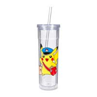 Special Delivery Pikachu Tumbler