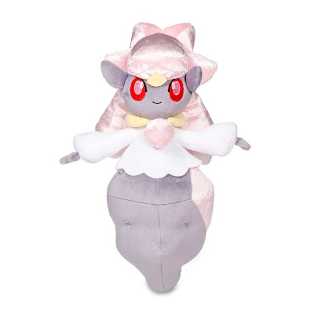 "Image for Diancie Poké Plush (Large Size) - 11 3/4"" from Pokemon Center"
