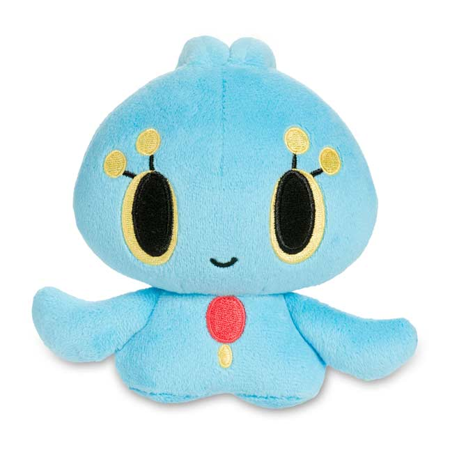 "Image for Manaphy Poké Doll Plush (Standard Size) - 5"" from Pokemon Center"