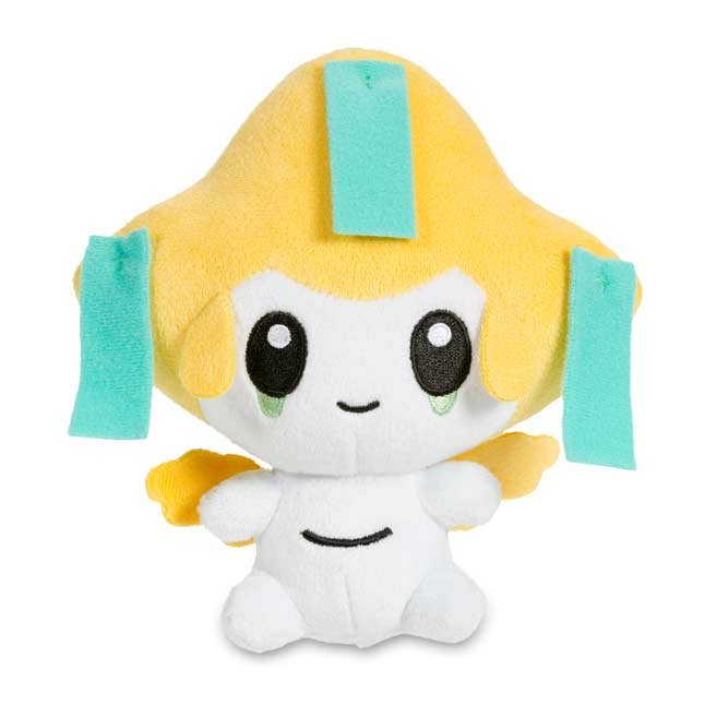 "Image for Jirachi Poké Doll Plush (Standard Size) - 6"" from Pokemon Center"