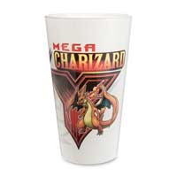 Image for Mega Charizard Y Glass Tumbler from Pokemon Center