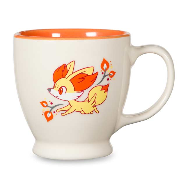 Image for Fall Fennekin Mug from Pokemon Center