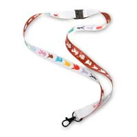 Image for Eevee Elements Lanyard from Pokemon Center
