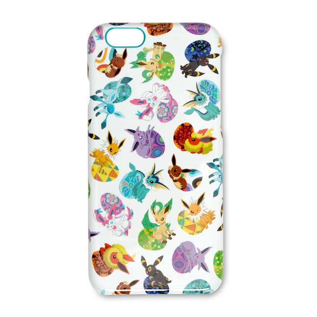 Image for Eevee Essences Phone Case (iPhone 6) from Pokemon Center