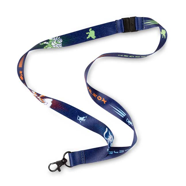 Image for Final Fierce Lanyard from Pokemon Center