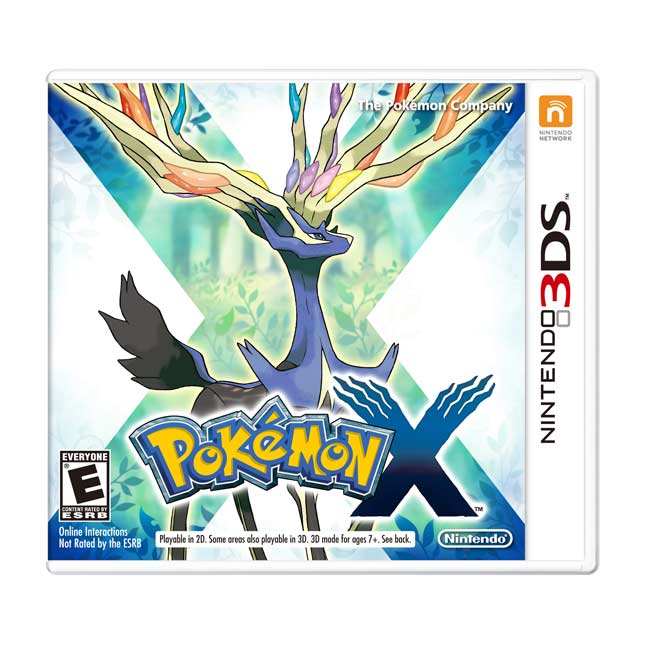 Image for Pokémon X from Pokemon Center