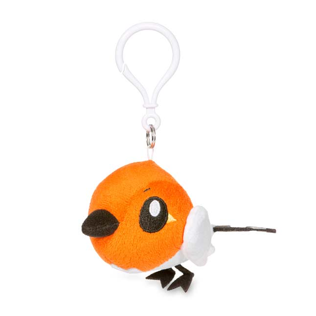 Image for Fletchling Pokémon Petit Plush Keychain from Pokemon Center