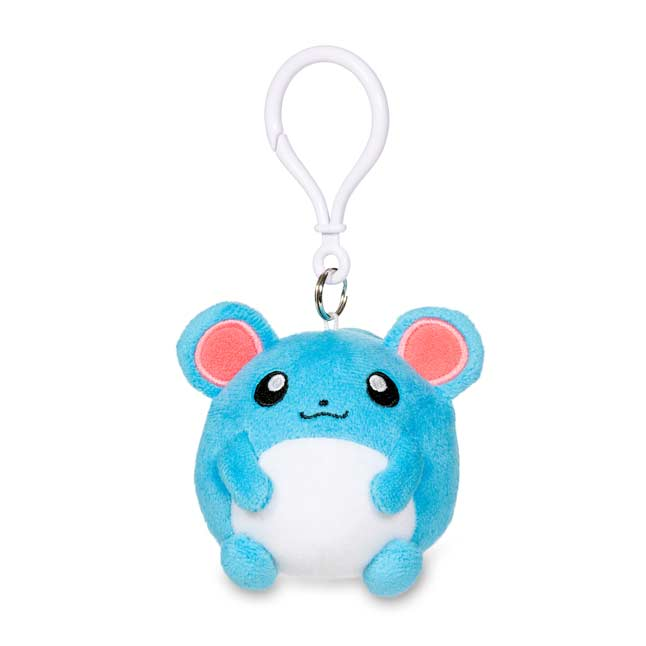 Image for Marill Pokémon Petit Plush Keychain from Pokemon Center
