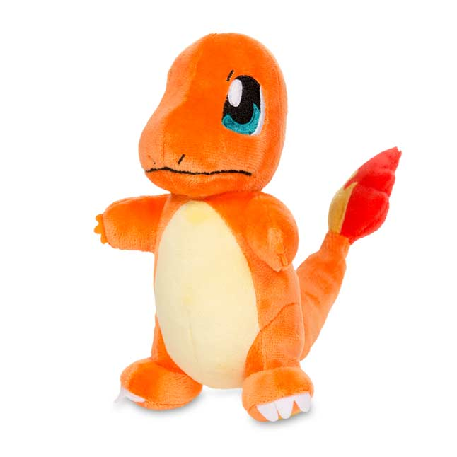 "Image for Charmander Poké Plush (Standard Size) - 7 1/2"" from Pokemon Center"
