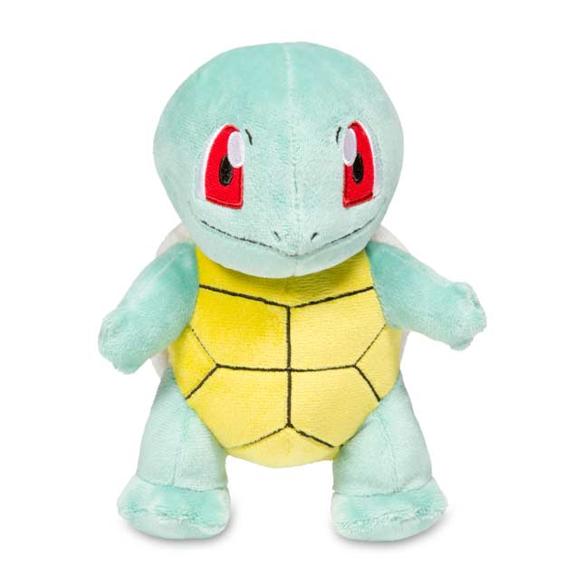"Image for Squirtle Poké Plush (Standard Size) - 8"" from Pokemon Center"