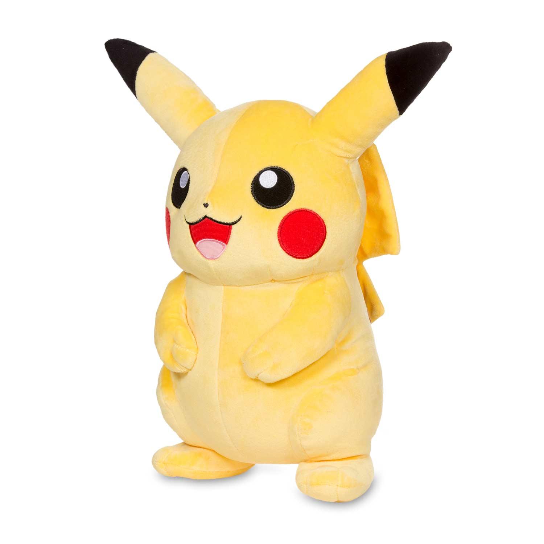 pikachu giant size plush