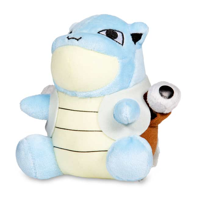 "Image for Blastoise Poké Doll Plush (Standard Size) - 5 1/2"" from Pokemon Center"