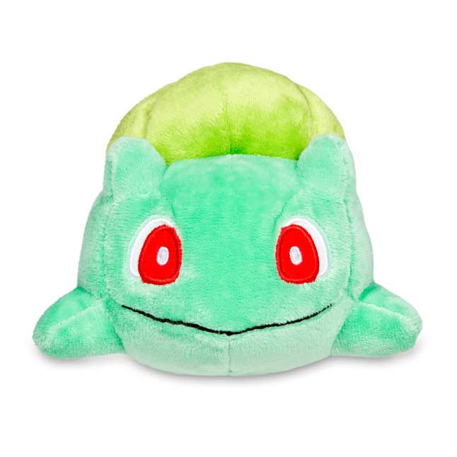 "Image for Bulbasaur Poké Doll Plush (Standard Size) - 5"" from Pokemon Center"