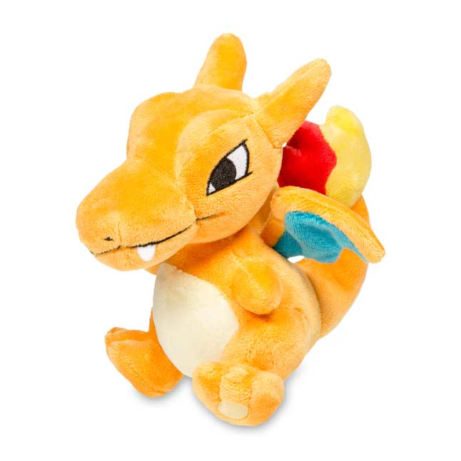 "Image for Charizard Poké Doll Plush (Standard Size) - 5 1/2"" from Pokemon Center"