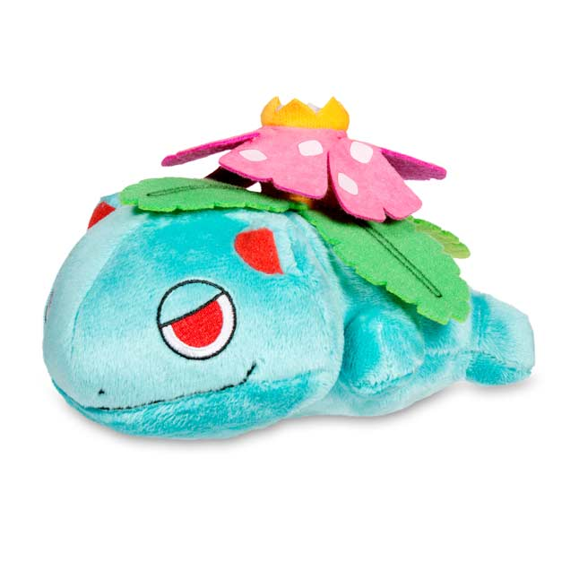 "Image for Venusaur Poké Doll Plush (Standard Size) - 3 3/4"" from Pokemon Center"