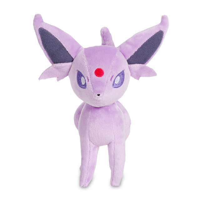 "Image for Espeon Poké Plush (Standard Size) - 8 1/2"" from Pokemon Center"