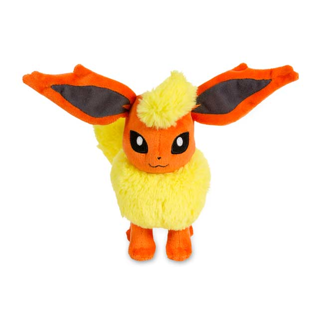 "Image for Flareon Poké Plush (Standard Size) - 9"" from Pokemon Center"