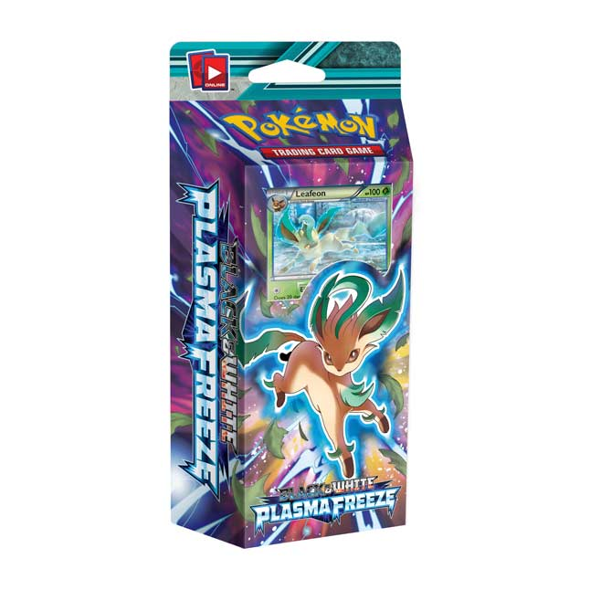 Image for Pokémon TCG: Black & White-Plasma Freeze Psy Crusher Theme Deck from Pokemon Center