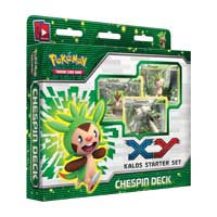 Image for Pokémon TCG: Chespin Preview Deck (Kalos Deluxe Set) from Pokemon Center
