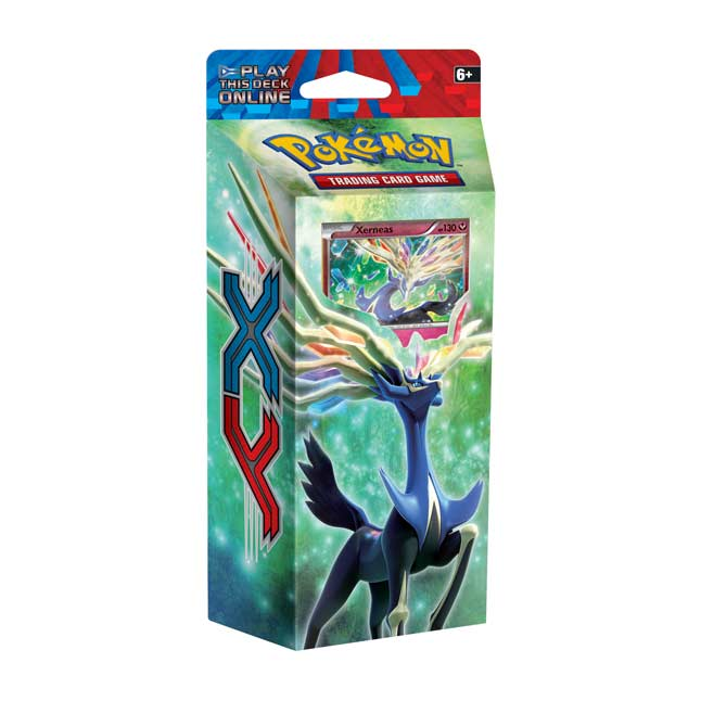 Image for Pokémon TCG: XY-Resilient Life Theme Deck from Pokemon Center