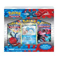 Image for Pokémon TCG: 3 Booster Packs with Gyarados Promo Card from Pokemon Center