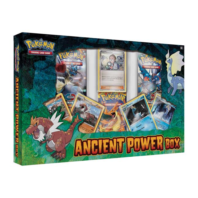 Image for Pokémon TCG: Ancient Power Box from Pokemon Center