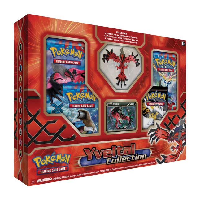 Image for Pokémon TCG: Yveltal Collection (Includes Figure) from Pokémon Center