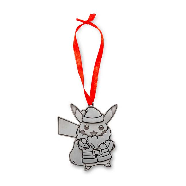 Image for Pikachu Holiday Flat Ornament from Pokemon Center